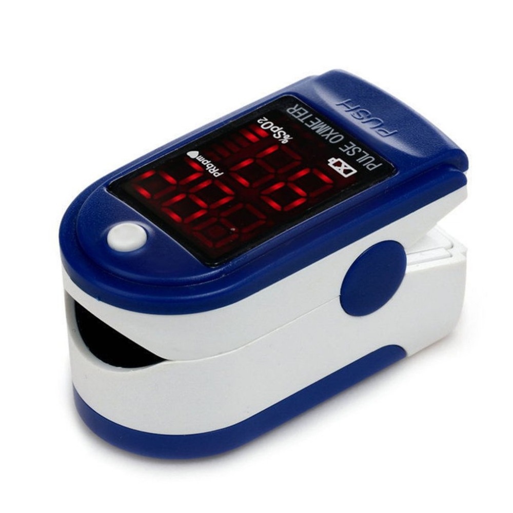 2018 Fingertip Pulsoximeter Spo2 Pr Kleine Oled-display Tragbare Finger Pulsoximetrie Finger Clip Blut Sauerstoff Meter Tonometer Kunden Zuerst