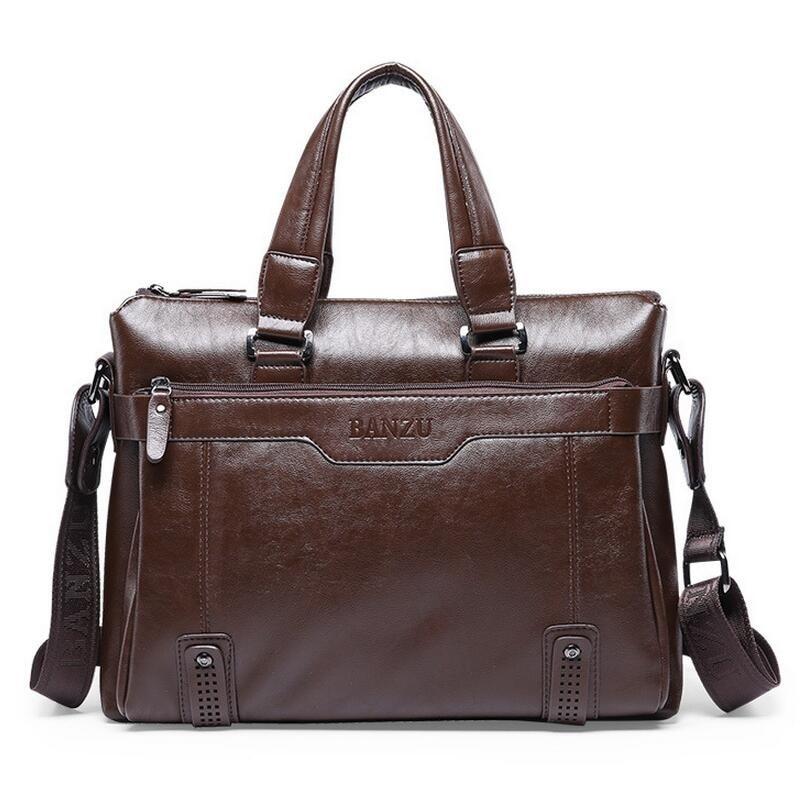 HOT!! 2017 Genuine Leather Bags Men High Quality Messenger Bags Small Travel Crossbody Shoulder Bag For Men LJ 0766