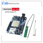 A7 GSM GPRS GPS 3 In 1 Module Shield DC 5-9V STM32 51MCU Universal For Arduino