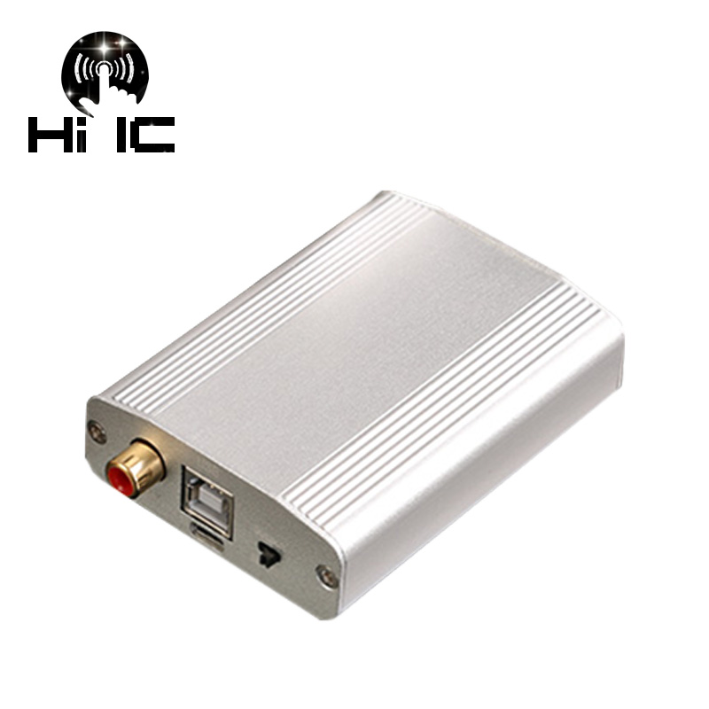 Digital-analog-wandler Methodisch Pcm2706 Usb Amp Hifi Audio Dac Soundkarte Decoder Board Unterstützung Otg 3,5mm Koaxialen Ausgang Null Lärm 16bit 48 Khz Hohe QualitäT Und Preiswert Unterhaltungselektronik
