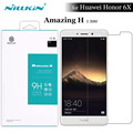 Huawei Honor 6X Закаленное Стекло Nillkin Удивительный H 0.33 мм Против Взрывов Протектор Экрана для Huawei Honor 6X Защитная Пленка