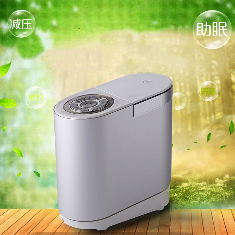2017 New arrival Aroma Diffuser 100V-240V Aroma Essential Oil Air Purifier For Home Hotel Spa Atomizer
