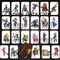 23pcs NTAG215 Zelda NFC Card 20 Heart Wolf Revali Mipha Daruk Urbosa For amiibo Game the Legend of Breath of the wild NS Switch