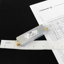 Free shipping KAM-201 10~2000MHz RF microwave voltage controlled amplifier VGA variable gain