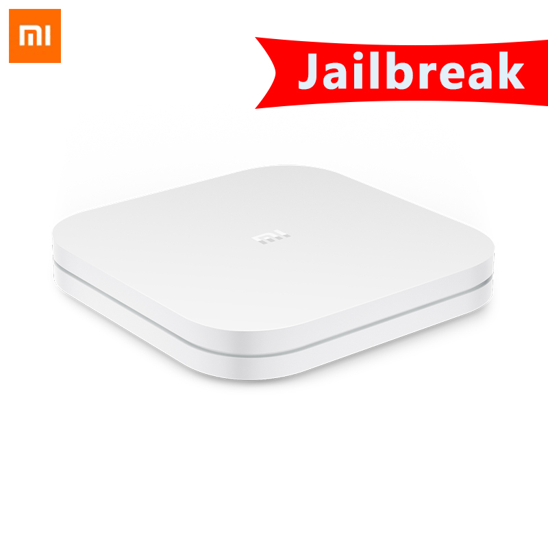 Heim-audio & Video top Box ZuverläSsige Leistung Xiaomi Tv Box 4 Smart Bluetooth 4,1 2 Gb Ram 8 Gb Rom 4 K Hdr Voice Control Android Set Unterhaltungselektronik