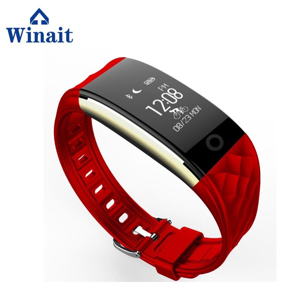 Wrist Smart Band Wristband Bluetooth Pedometer Sleep Monitor Message Reminder Bracelet