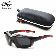 Zuan Mei Marca gafas de Sol Polarizadas de Los Hombres Gafas de Sol Para Hombre gafas de Sol Gafas de Sol de Las Mujeres Gafas De Sol Hombre ZM8505