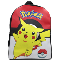 lovely pokemon baby backpack pikachu girls' shool bags kids plush backpack mini bags for Birthday Christmas gift