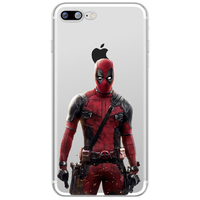 Deadpool Phone Cases For Iphone (6 Designs) 2