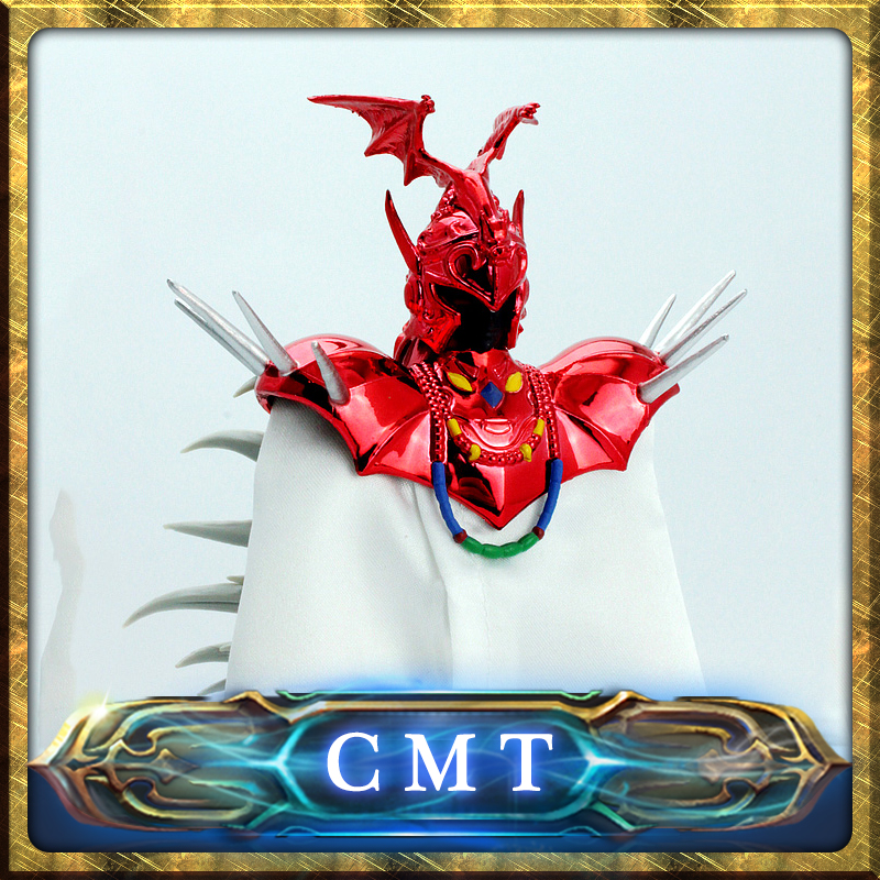 CMT In-Stock LC models  Saint Seiya Myth Cloth Ex Saga Devil Grand Pope Figure action figure in stock saint seiya lc model cloth myth ex 2 0 white robe pope saga improved version you can select throne