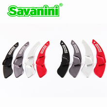 Savanini Car Shift Paddles For Hyundai Genesis Coupe 09-11 Aluminum alloy. Cool Style! you can design your own logo!