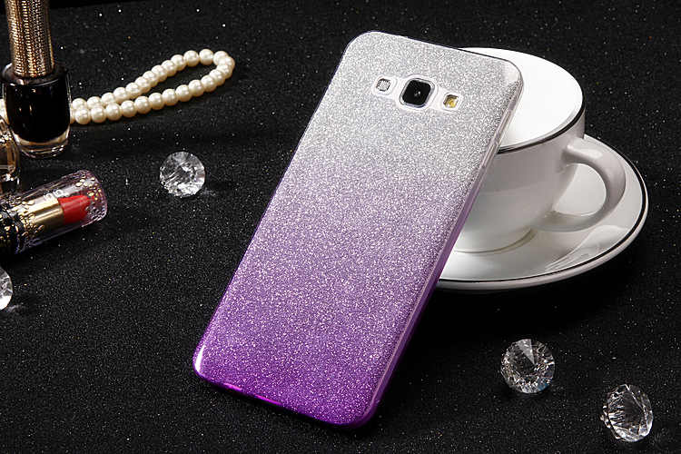 Cute Soft Case for Samsung Galaxy A7 A9 A6 A8 J8 J4 J6 Plus 2018 J3 J5 A5 2017 J7 Neo Core J2 Prime S8 S9 S7 Edge gradient Case