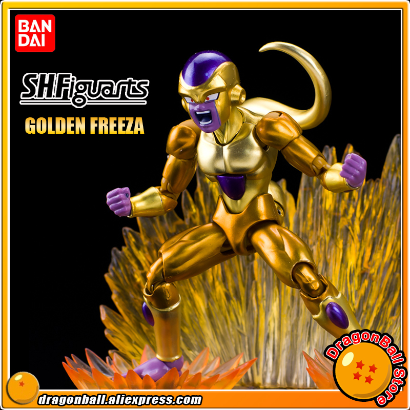 все цены на Sale DRAGONBALL Dragon Ball Z Original BANDAI Tamashii Nations S.H.Figuarts / SHF Exclusive Action Figure - GOLDEN FREEZA