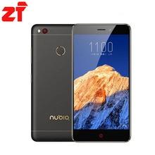Оригинал ZTE Нубия N1 4 г LTE мобильный телефон MTK6755 Octa Core 5.5 «1080 P 3 г/64 ГБ Встроенная память 13.0MP 5000 мАч отпечатков пальцев