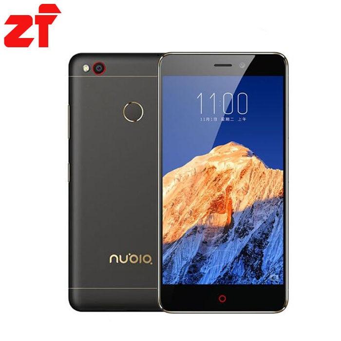 "Original ZTE Nubia N1 4G LTE Mobile Phone MTK6755 Octa Core 5.5"" 1080P 3G / 64GB ROM 13.0MP 5000mAh Fingerprint"