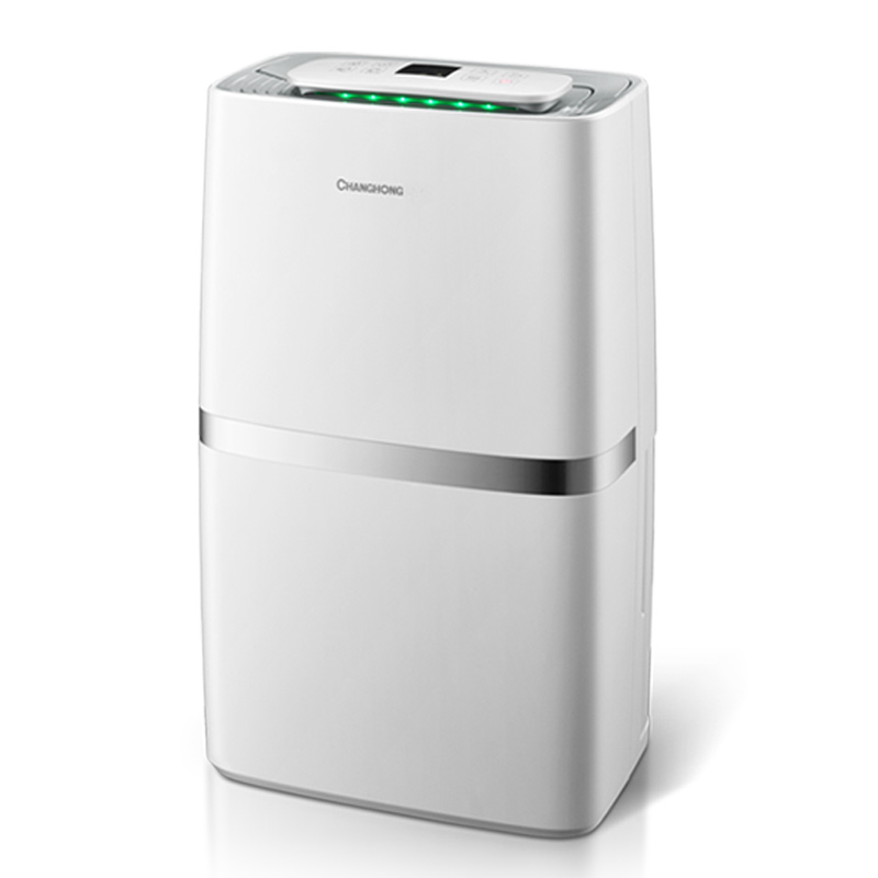 Dehumidifier Mute Bedroom Basement High Power 38L / D Dry Clothes Purification 5.5L Water Tank Touch Screen dehumidifier household mute to tide dry clothes basement moisture absorber visual water tank purifying air led display 38l d