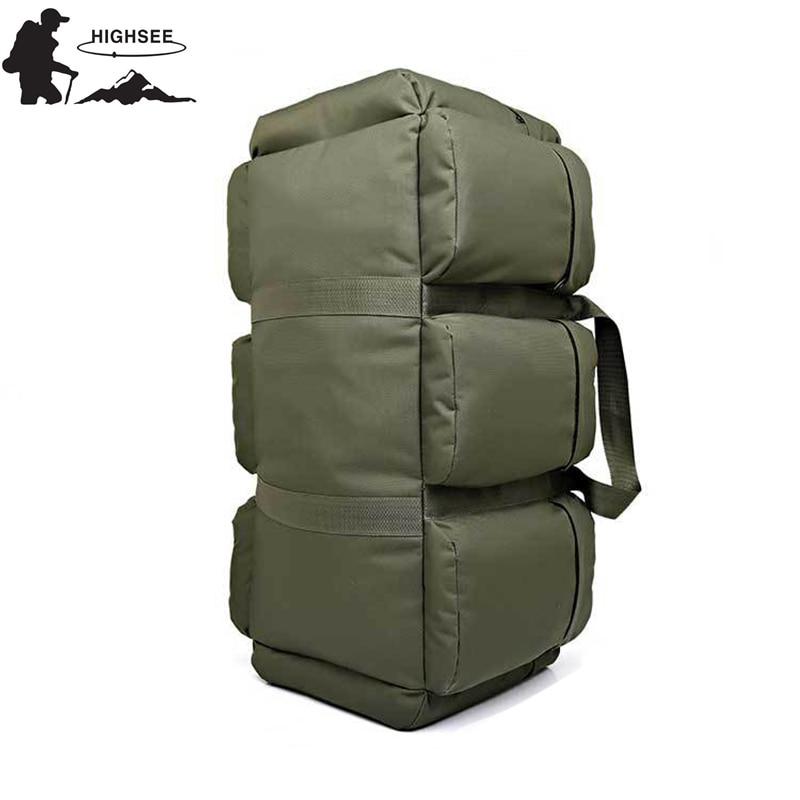 Large Capacity Outdoor Backpack Tactical Bag Travel Hiking Backpacks Men s Military Tactical Backpack Waterproof Outdoor