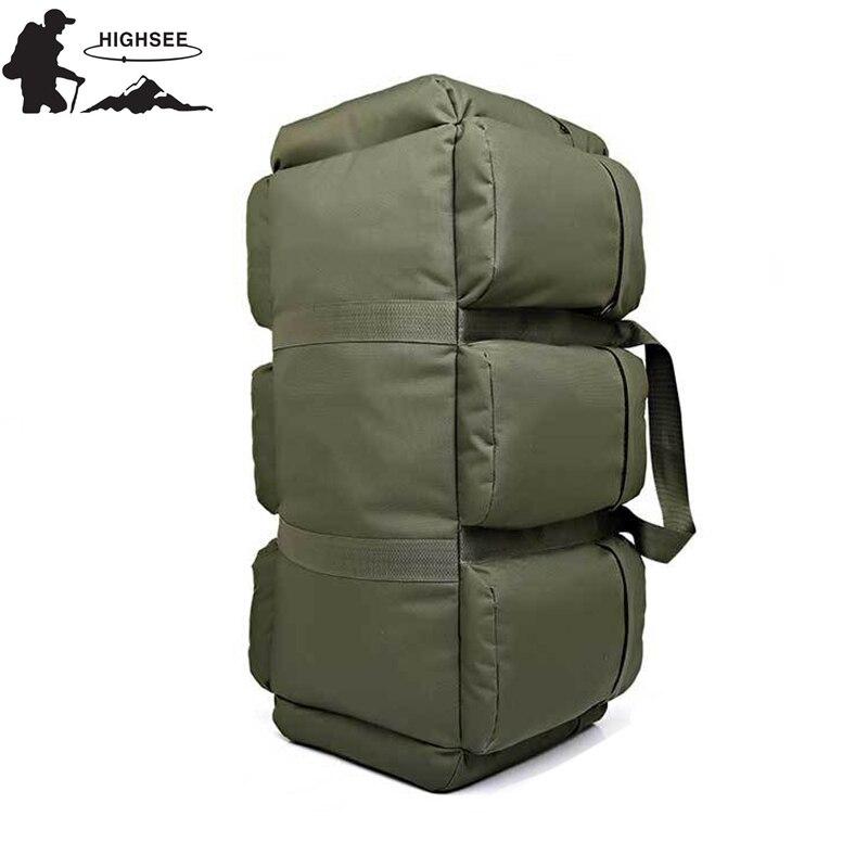 Sac à dos extérieur de grande capacité sac tactique voyage randonnée sacs à dos sac à dos tactique militaire pour hommes sac extérieur étanche
