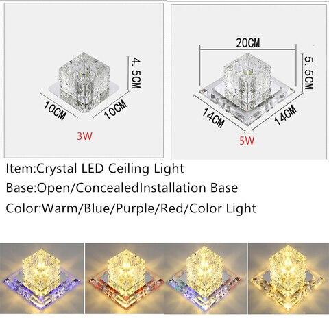 luzes do corredor para iluminacao decorativa embutida lampada led