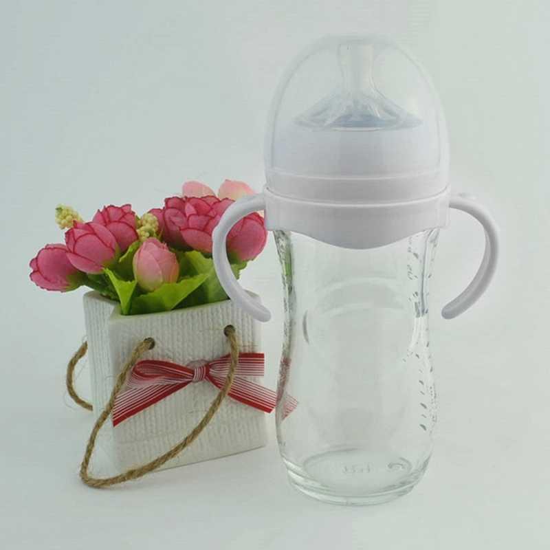 Ручка для бутылочек Avent из натурального полипропиленового стекла с широким горлышком, аксессуары для детских бутылочек 1 шт.