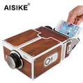 Universal Mini Portable Cinema DIY Cardboard Smartphone Mobile phone Projector