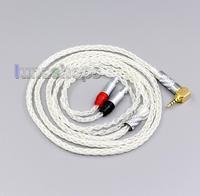 99% Pure Silver Headphone Cable For Sennheiser HD800 HD800s HD820s HD820 Enigma Acoustics Dharma D1000 LN006428