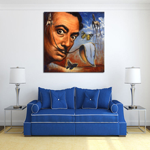 Surrealism Salvador Dali Paintings Canvas Posters Prints Wall Art Painting Oil Decorative Picture Bedroom Modern Home Decoration