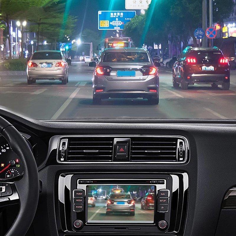 VicTsing 1080P Car DVR Camera Video Recorder WiFi ADAS G-sensor Recorder Android Auto Digital Video Recorder Dash Cam Full HD (1)