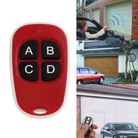 remote key 4 keys Garage Door Gate Key Fob 433 Mhz Duplicator Copy CAME Remote Control Door key wireless remote control (4)