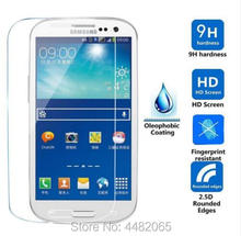For Samsung Galaxy S3 Neo Tempered Glass Original 9H Protective Film Explosion-proof Screen Protector for GT-I9301I Verre Trempe