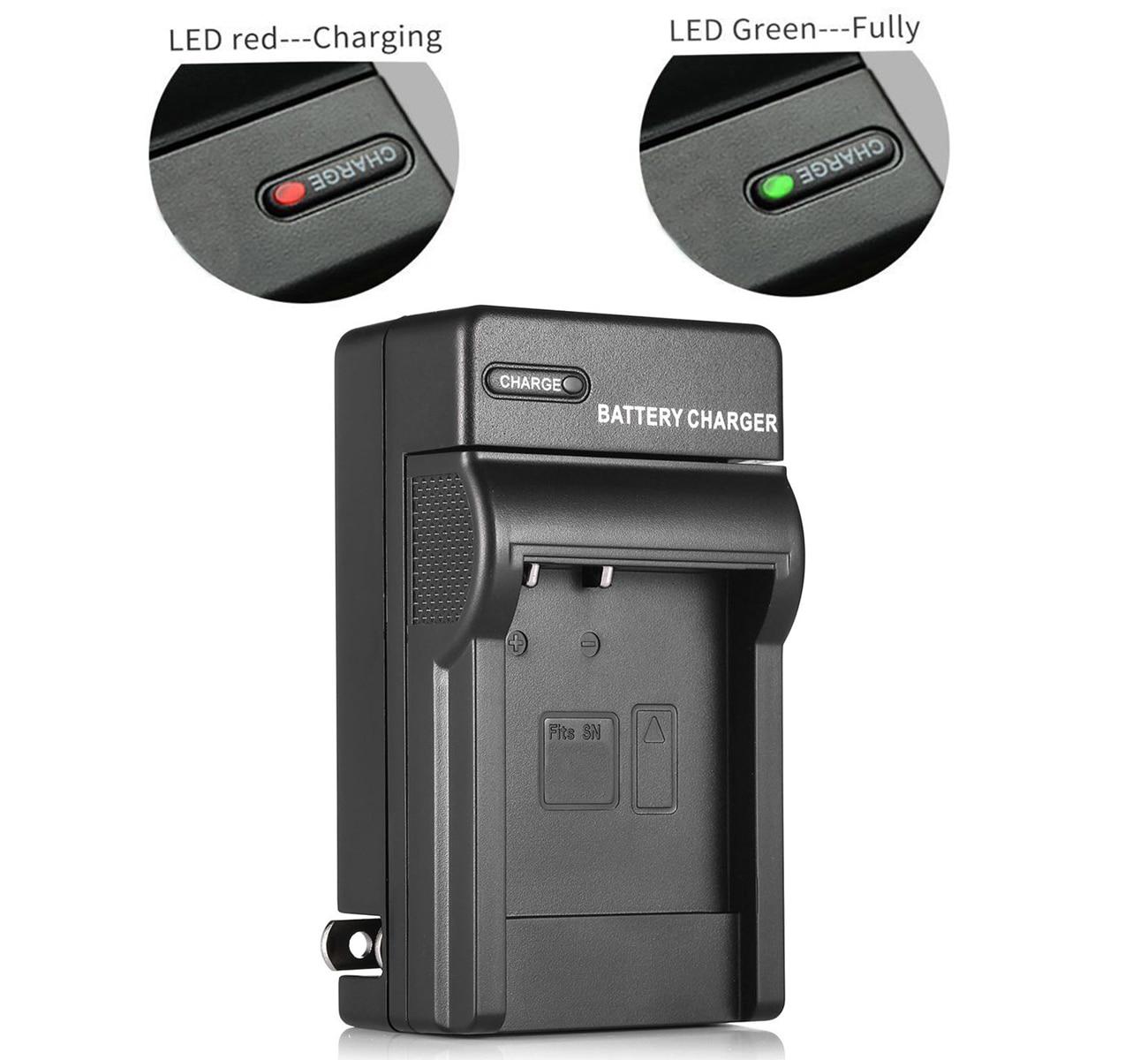 DZ-HS500E DZ-HS500SW LCD Quick Battery Charger for Hitachi DZ-HS500A DZ-HS501E Camcorder