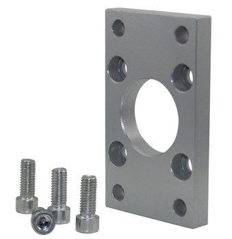 ISO6431 Pneumatic Cylinder Accessory;ISO-FA-FB Type Bore 32mm