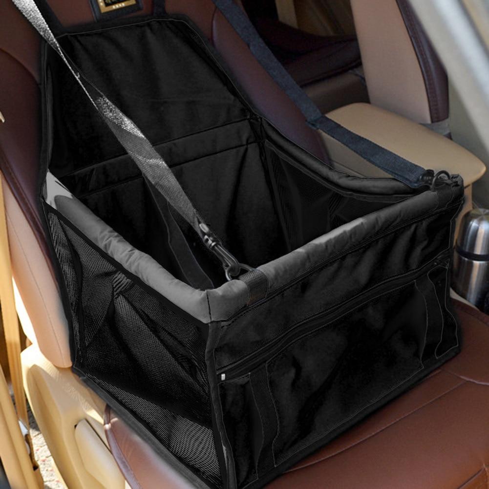 Animal  Cat Carrier Autostoel Pad Cat Dog Seat Pad Safe Car Carrier House Puppy Bag Car Travel Bag Basket Pet Products #4