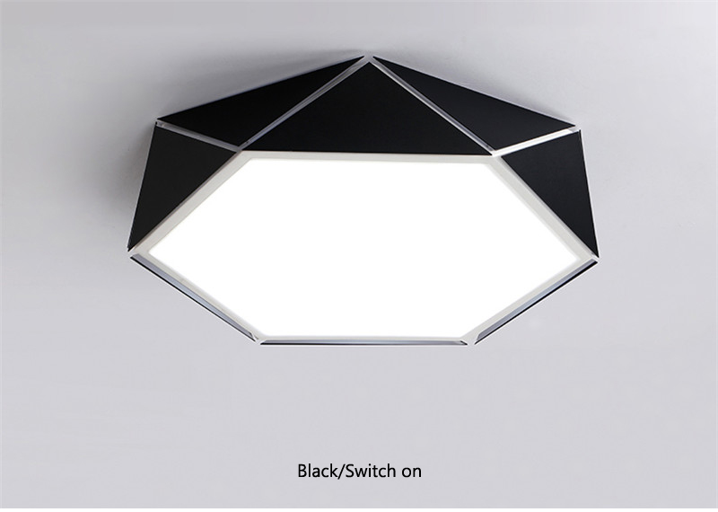 Geometry ceiling light (21)