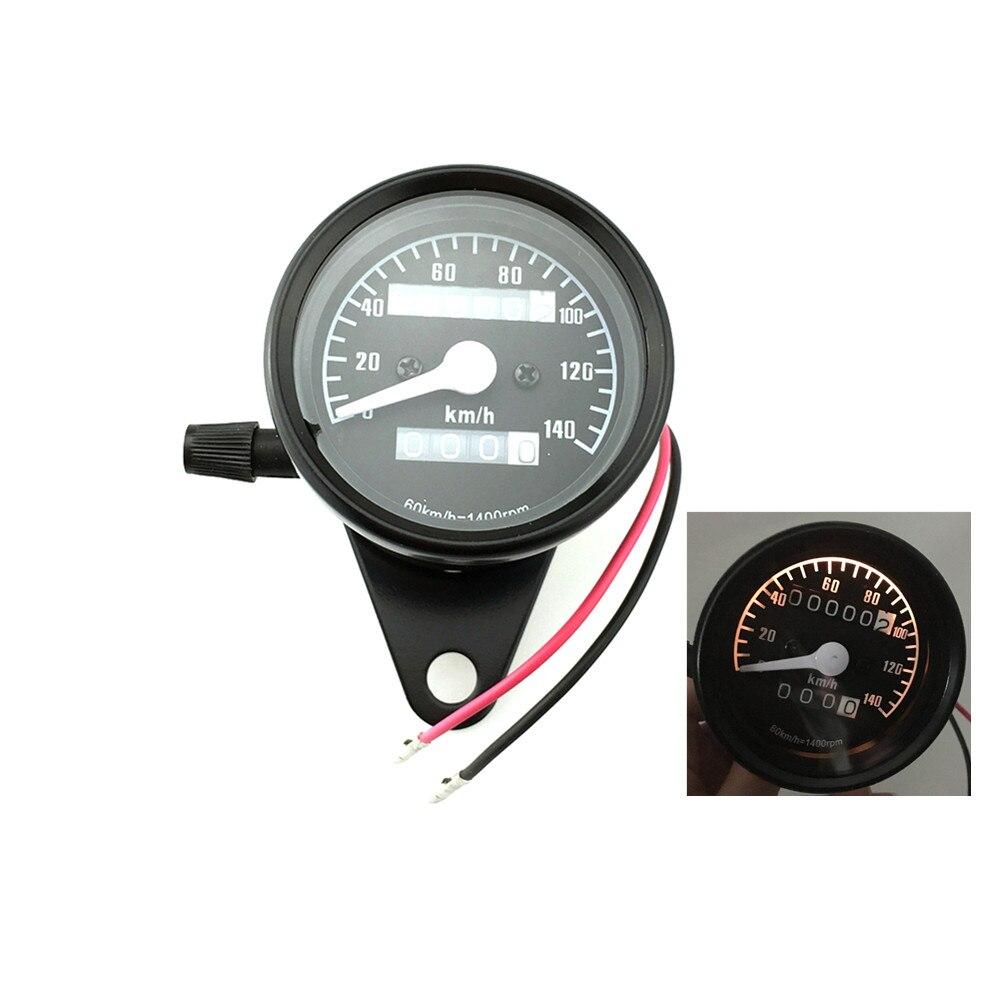 IZTOSS B732Motorcycle vintage cuentakilómetros velocímetro medidor - Accesorios y repuestos para motocicletas