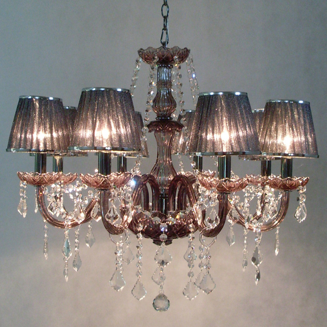 Moderne Kronleuchter Kerze Kristall Lampe Lampen Beleuchtung Fr Wohnzimmer Modem Lichter Drinnen Schwarz Lampenschirm