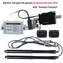 Car smart Electric Tail gate lift special for Nissan Murano 2015 with suction function Easily for You to Control Trunk цена