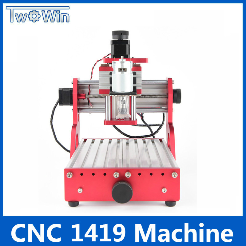 Benbox CNC Machine cnc 1419 metal engraving cutting machine aluminum copper wood pvc pcb Carving machine