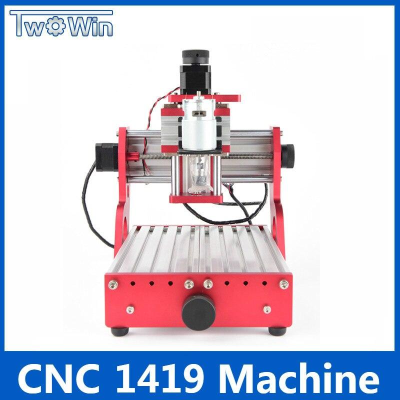 Benbox machine cnc, CNC 1419, gravure sur métal machine de découpe, en aluminium de cuivre bois pvc pcb machine de découpe, CNC routeur