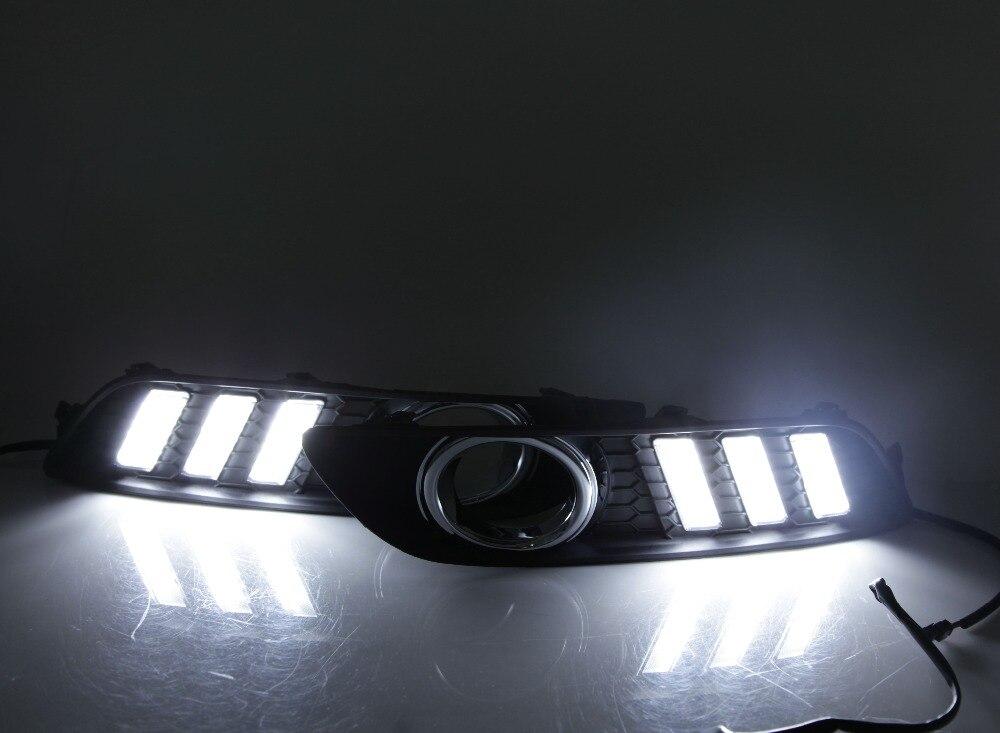 Osmrk Сид DRL дневного света для Nissan доработанный sylphy сентра 2012-2015