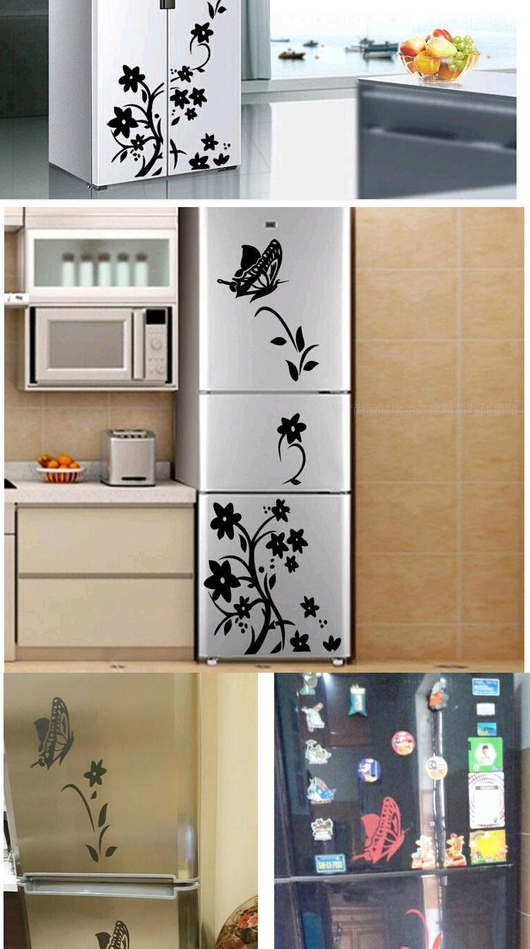 Excellent Refrigerator Leaves Sticker