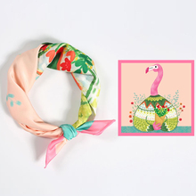 53*53cm NEW Design animals Printed Vintage Square Silk Scarf for girls fashion Skinny Elegant Head Neck Hair bag band kerchief