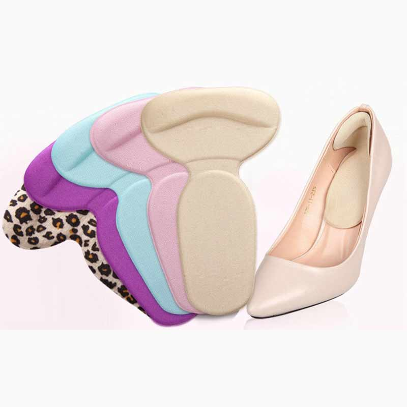 1pair High Heel Shoes Pad Super Soft Insoles Comfortable Heel Cushion Protector Feet Care Health Care Hot Products