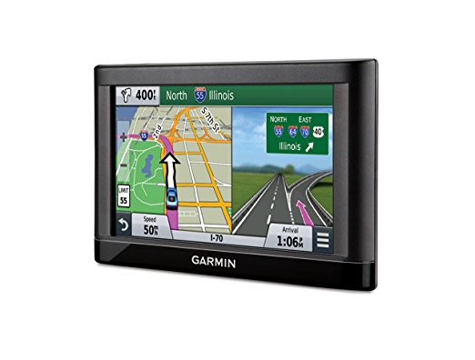 Garmin C Lmt Gps Navigators System With Spoken Turn By Turn Directions Preloaded Maps And Speed Limit Displays
