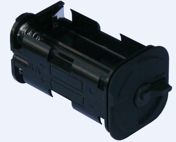 Pulsar 79116 DNV Battery Holder Used With Thermal Imagers Quantum&digital Front Attachments Forward Battery Holder