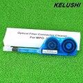 KELUSHI NFC-IBC-MPO Очиститель Для Волоконно-Оптических IBC Один Клик Cleaner для МПО/MTP Разъем, волокна Тестер Аксессуар