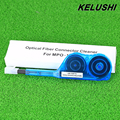 KELUSHI NFC-IBC-MPO Cleaner For Fiber Optic IBC One Click Cleaner for MPO/MTP Connector, Fiber Tester Accessory