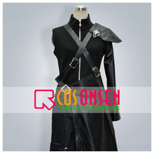 COSPLAYONSEN FF7 Final Fantasy VII Cloud Strife Cosplay Costume Custom Made Any Size