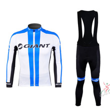 Giant Pro Team Cycling Jersey Long Sleeve Clothing sport Bicycle Men MTB Fitness Riding Sportswear Ropa Ciclismo J31-04