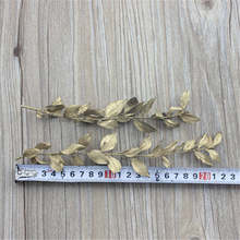 Free shipping immortal flower DIY handmade material foundation headdress decoration dried flowers stem branch 1pcs